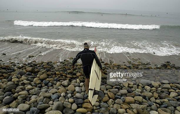 –For nearly 50–years photographer Leo Hetzel has been escaping to his own little slice of paradise called Trestles The famous surf beach in southern...