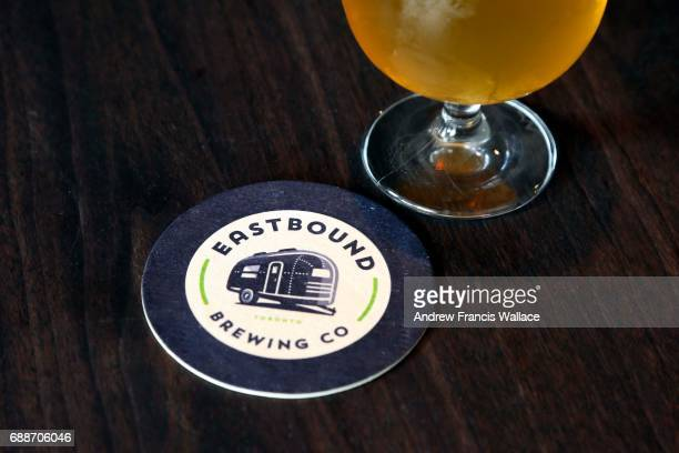 TORONTO ON MAY 19 For NewBusiness profile Queen St E Eastbound Brewing May 19 2017