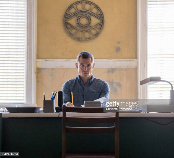 THE PATH 'For Our Safety' Episode 206 Pictured Hugh Dancy as Cal Roberts