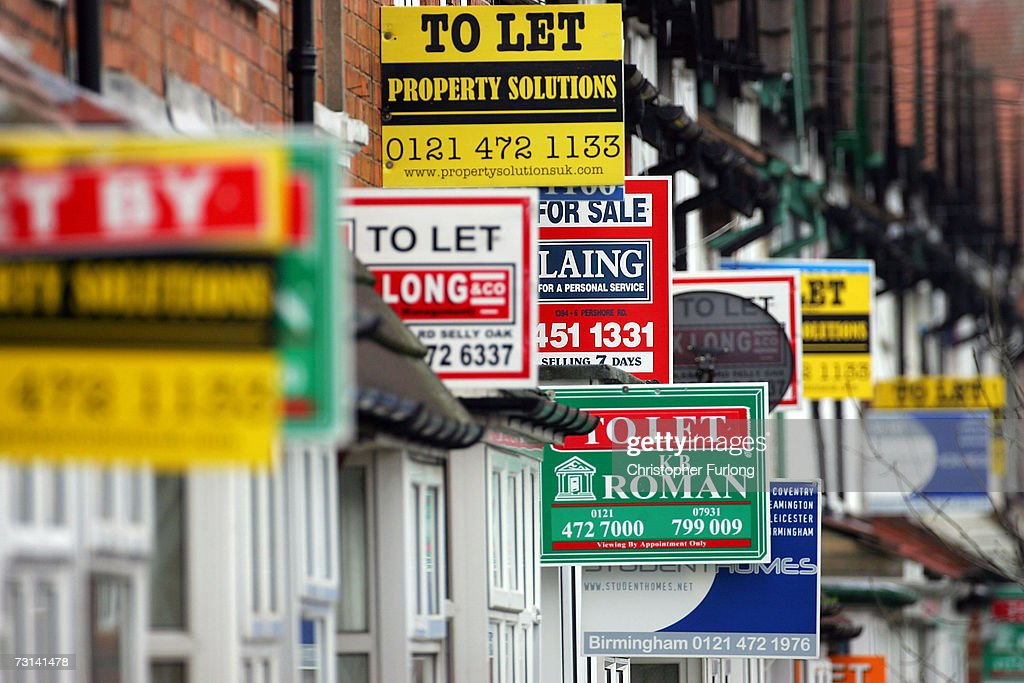 Property Prices Continue To Increase : News Photo