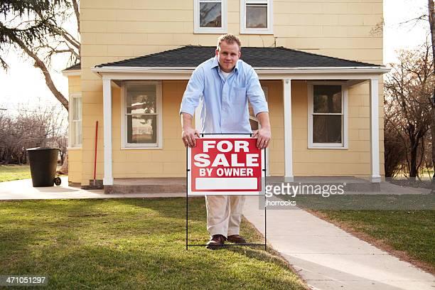 販売が所有者 - 売り出し中 ストックフォトと画像