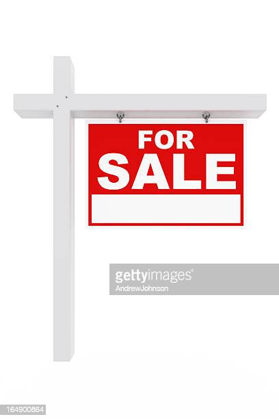 for sale sign - selling stock pictures, royalty-free photos & images