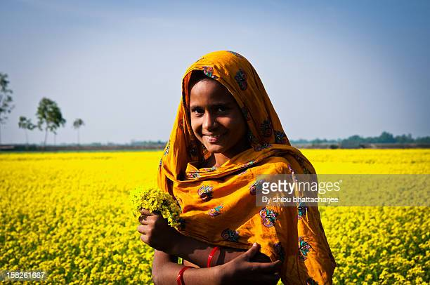 for take an image - bangladeshi beautiful girl stock photos and pictures
