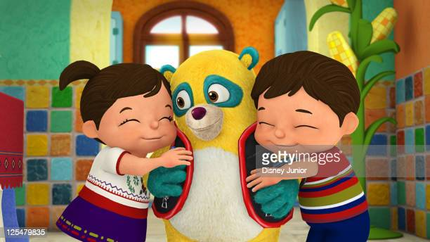 OSO For Tamales With Love Oso teaches Carmen and her cousins how to make their abuela's famous tamales Rita Moreno guest stars as Abuela This episode...