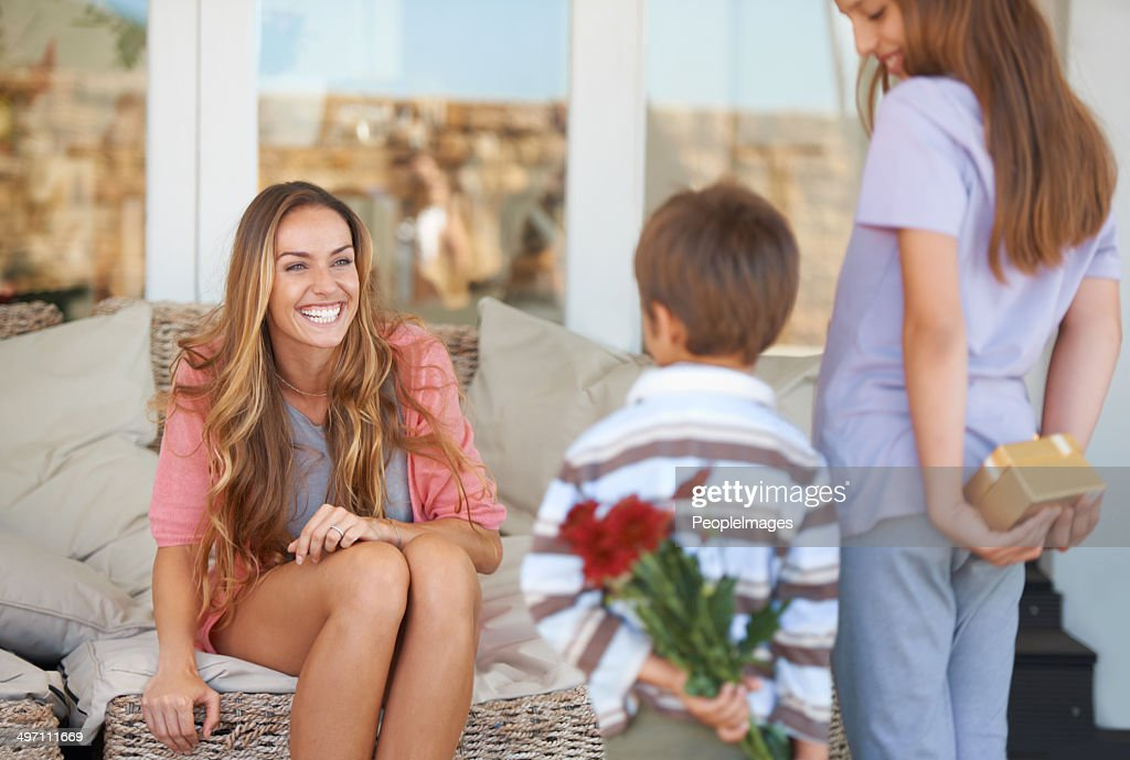 For the best mom ever! : Stock Photo