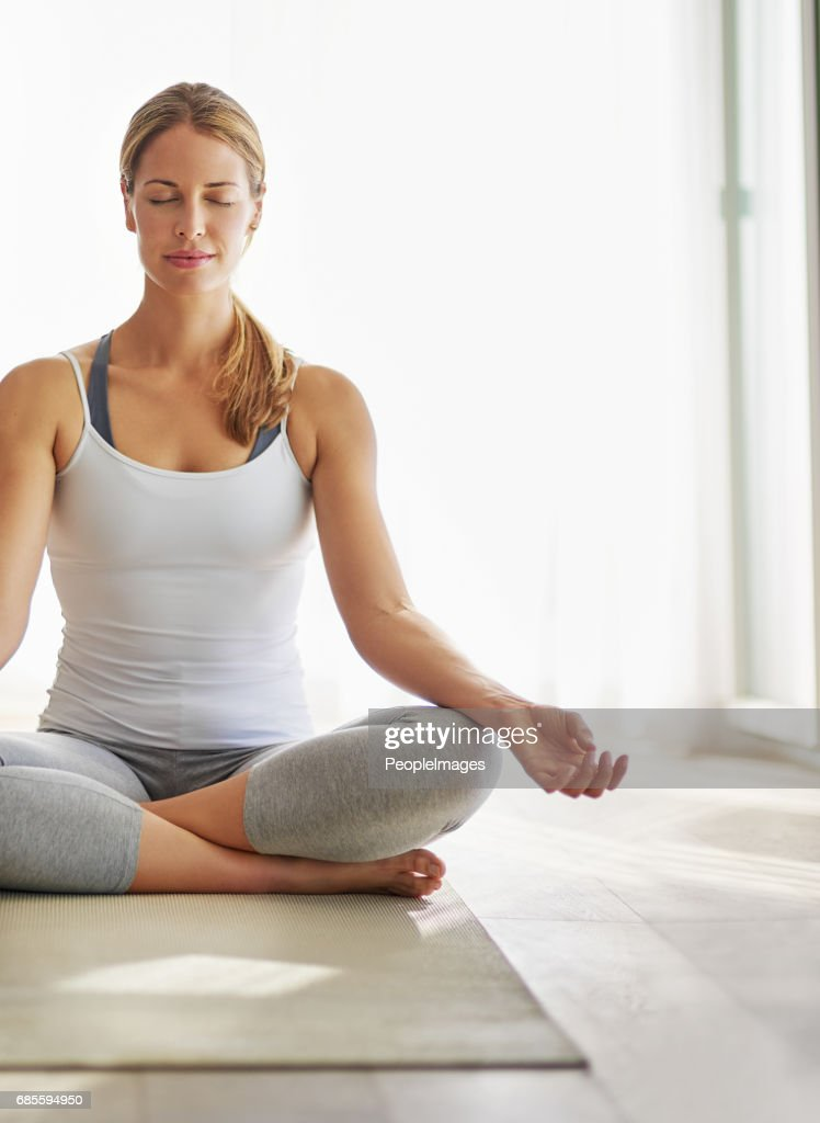 For the body and mind : Stock Photo