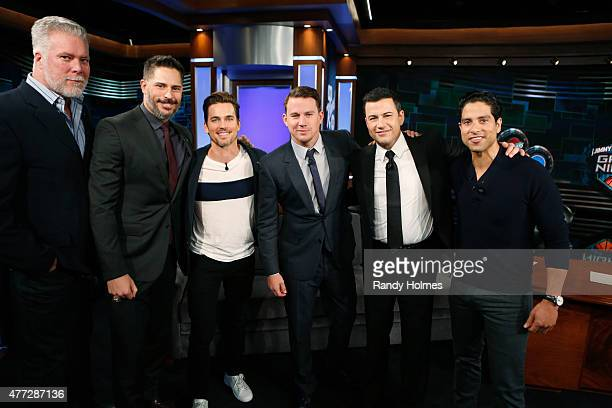 NIGHT For the eighth consecutive year in conjunction with the NBA Finals ABC presents Jimmy Kimmel Live Game Night These special edition primetime...