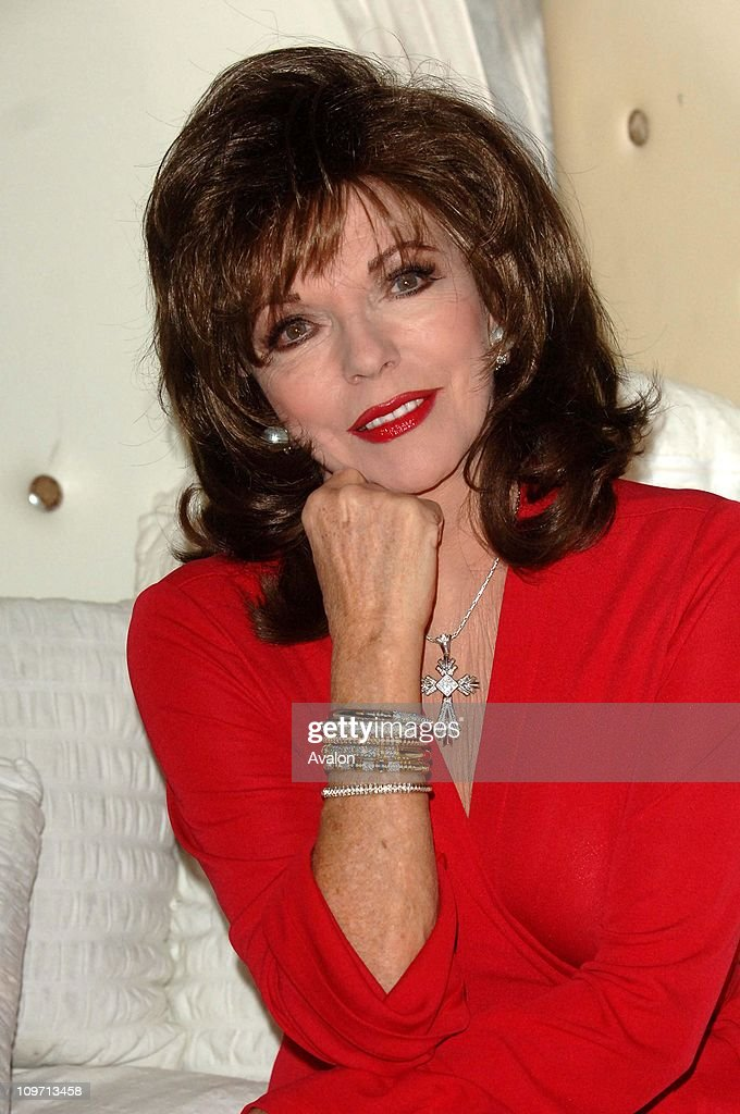 For the first time ever, the iconic Joan Collins is gining on a UK tour, entitled 'An Evening With Joan Colllins' which is exactly what it is. The legendary lady will be sharing her life story with the audience starting in Cardiff on the 14th of April 2006 , 08. 12. 2005.