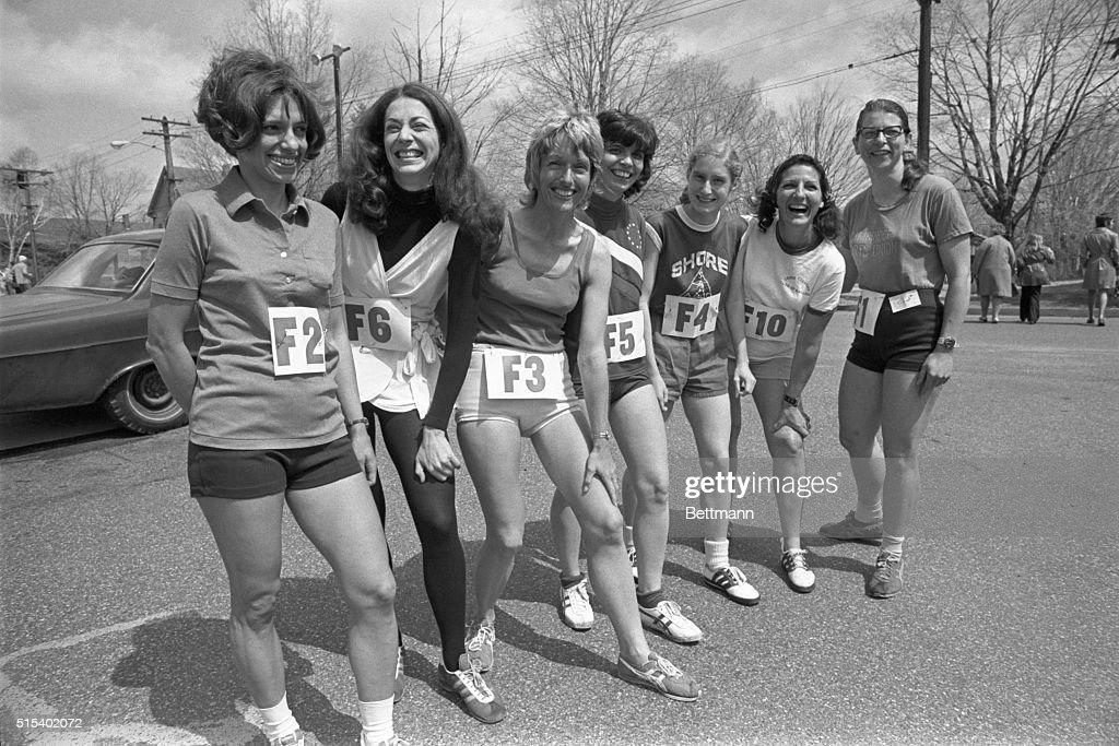 USA: Let Her Run: Women Who Broke Boundaries in Running