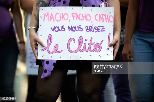 For the Global Day of Action for Access to Safe and Legal Abortion people gathered and rallied in Toulouse for the right of choice to abort as...