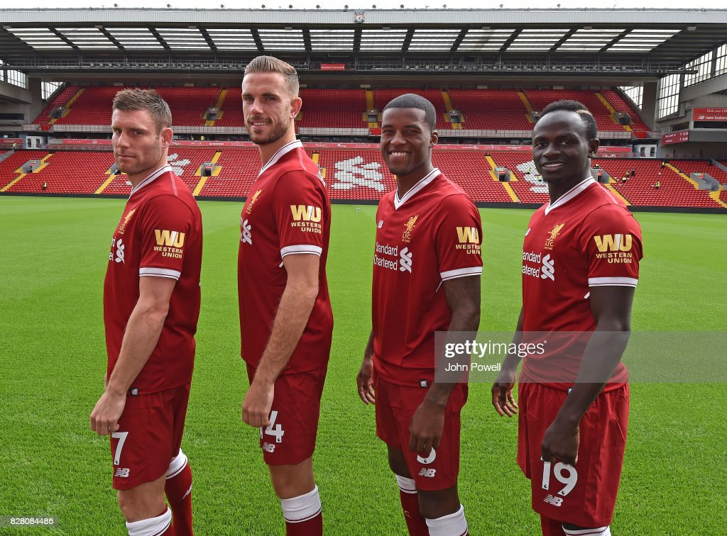 Liverpool FC Announce Sleeve Sponsorship Deal With Western Union