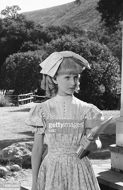 PRAIRIE 'For the Love of Nancy' Episode 9 Aired 11/30/81 Pictured Allison Balson as Nancy Oleson Photo by Ted Shepherd/NBCU Photo Bank