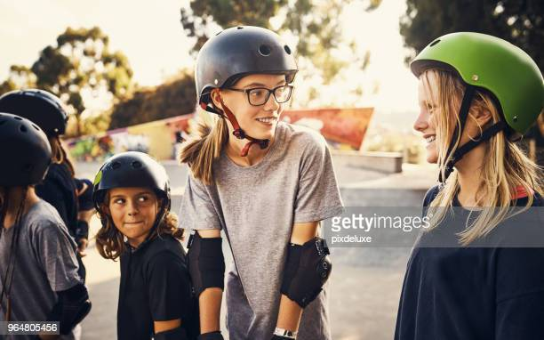 for the love of skating - sports helmet stock pictures, royalty-free photos & images