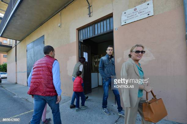 REFERENDUM for the merger between the municipalities of Corigliano and Rossano in Calabria southern Italy aimed at the creation of the single town...