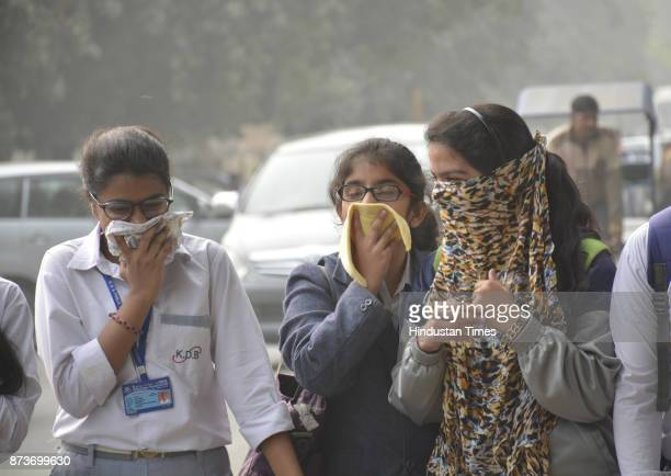 For the third consecutive day the Ghaziabad city topped the list of polluted cities as per air quality index data from the Central Pollution Control...