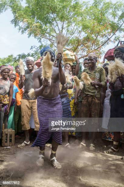 For the Yom tribe the circumcision ceremony is a very important rite of passage from boys to men Before the circumcision the initiates that are going...