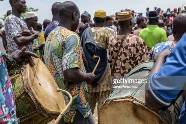 For the Yom tribe the circumcision ceremony is a very important rite of passage from boys to men During the circumcision ceremony in Yaka there is a...