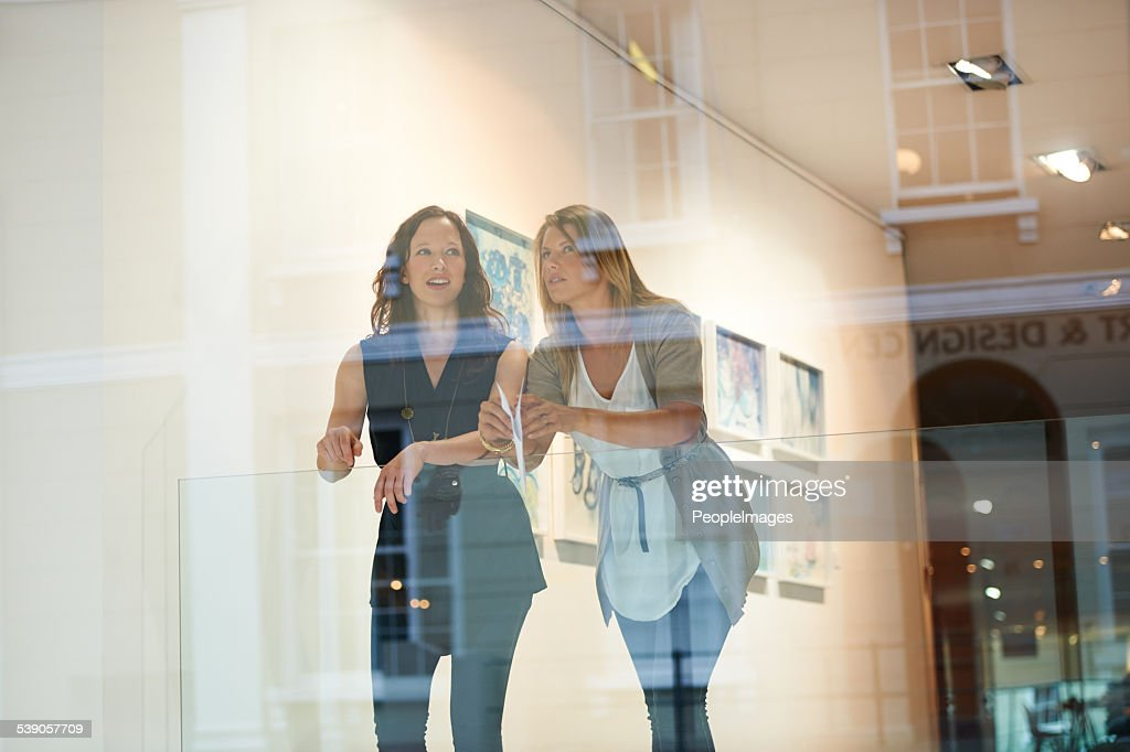 For them, art is a passion : Stock Photo