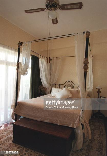For use of design page Bedroom of Michelle Koller's house on 88B Pokfulam Road