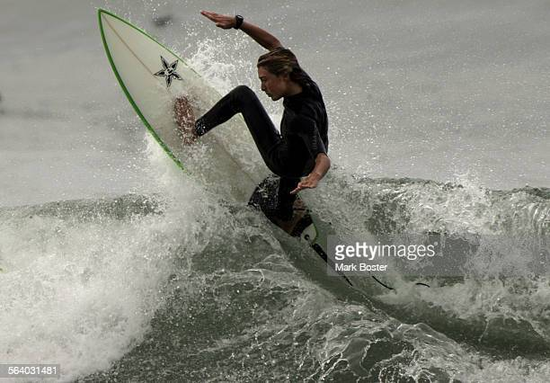 –For years young surfers have been trying their luck with the legendary waves at Trestles The famous surf beach in southern San Clemente is legendary...