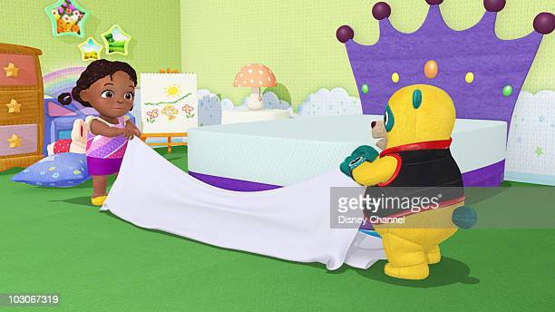 OSO For Your Bed Only Special Agent Oso teaches Kayla how to make her bed before her friend Ashley arrives for their sleepover This episode of...