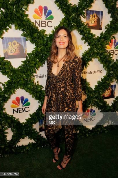 US '2018 For Your Consideration Event' Pictured Mandy Moore