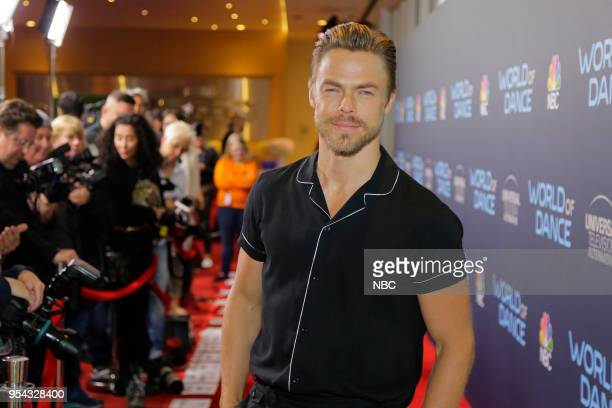 DANCE For Your Consideration Pictured Derek Hough at the Saban Media Center at the Television Academy on May 1 2018