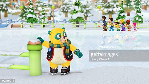OSO 'For Your Ice Only/Coldfingers' In 'For Your Ice Only/Coldfingers' Special Agent Oso puts his Keeping Your Balance Training Exercise on hold and...
