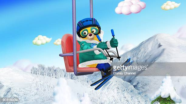OSO For Your Ice Only/Coldfingers In For Your Ice Only/Coldfingers Special Agent Oso puts his Keeping Your Balance Training Exercise on hold and...