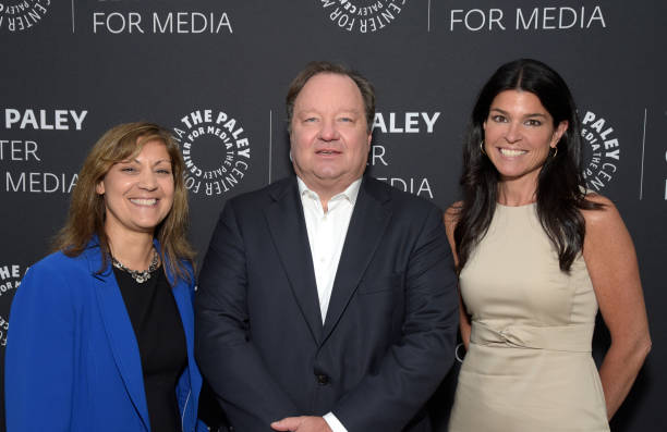 CA: Paley Media Council's Cocktails And Conversation With Bob Bakish