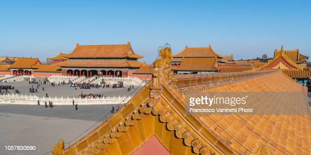 Forbidden City in Beijing.