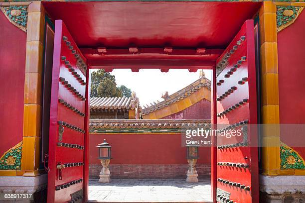 Forbidden City .