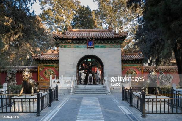 紫禁城、天一門、北京、中国