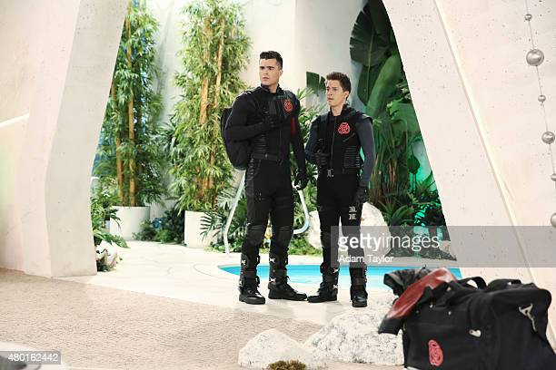 ISLAND 'Forbidden Hero' When Leo is injured during a mission Tasha rushes to the academy to take care of him She quickly realizes the danger he puts...