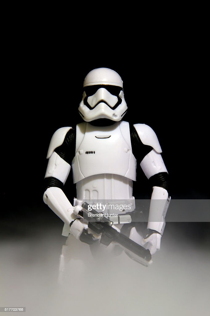 Force for the First Order : Stock Photo