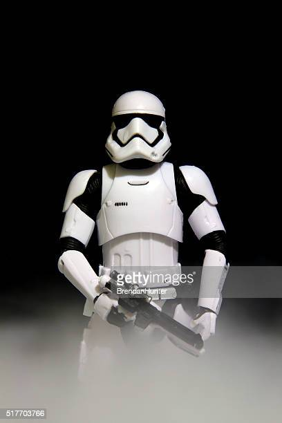 force for the first order - the first order star wars stock pictures, royalty-free photos & images