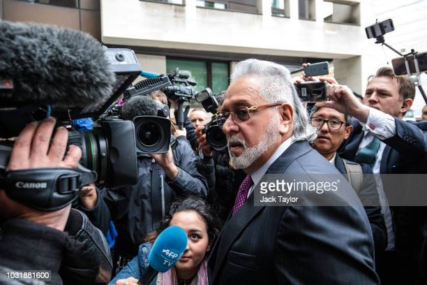 Vijay Mallya Pictures and Photos - Getty Images