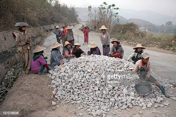 Forced labour is widely performed by women children and elderly persons as well as persons otherwise unfit for work Workers are randomly rounded up...