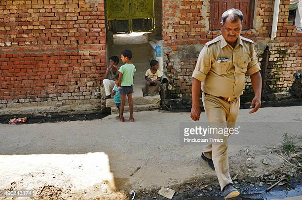 Forces and police have been deployed in the village to tacked any possible clashes after the killing of Mohammad Akhlaq in Greater Noida India on...