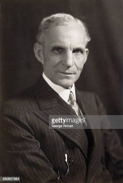 Ford Automobile Founder Henry Ford