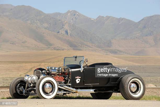 Ford Burning Desire Roadster 1927 By Simon Clay