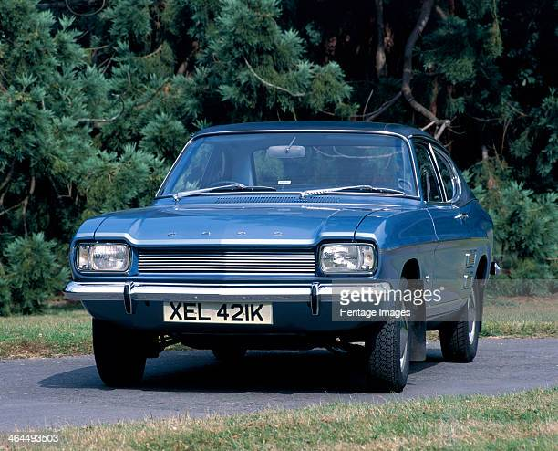 Ford Capri 1600L. This car had one owner from new and has a mileage of less than 67,000. It has never been used on a motorway and rarely travelled...