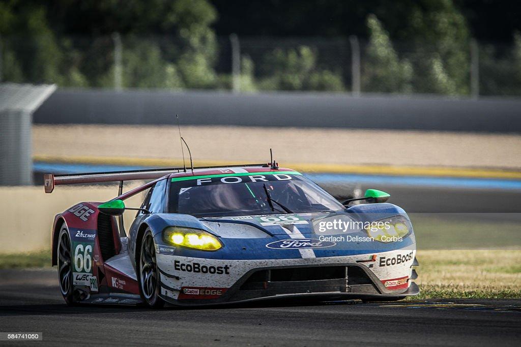 Le Mans  Hour Race News Photo