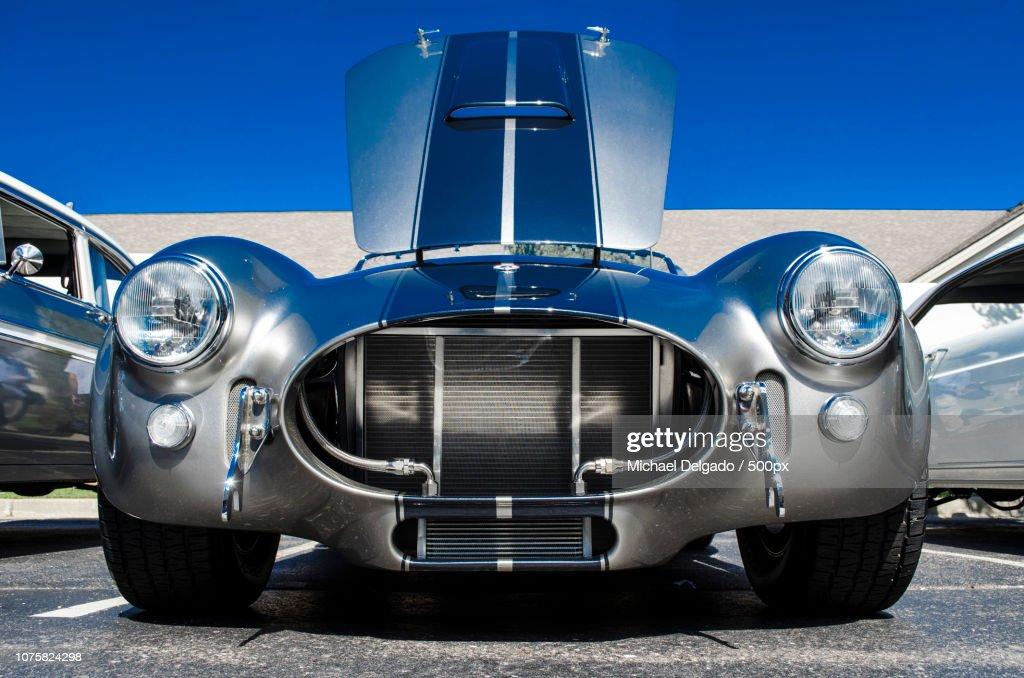 1965 Ford Cobra : Stock Photo