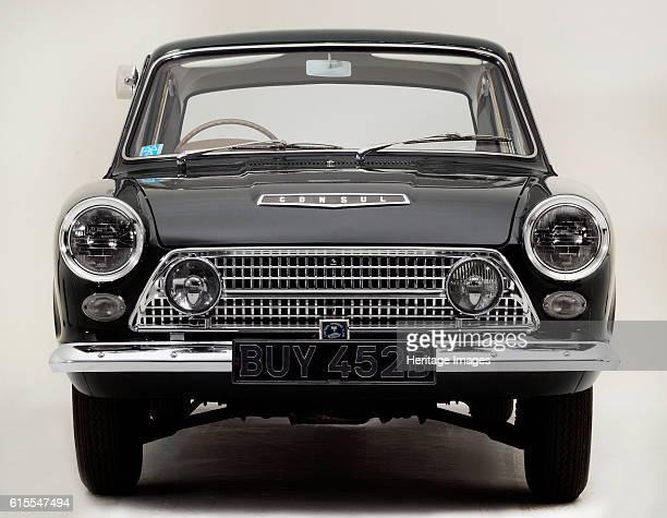 Ford Consul Cortina Deluxe. Artist Unknown.