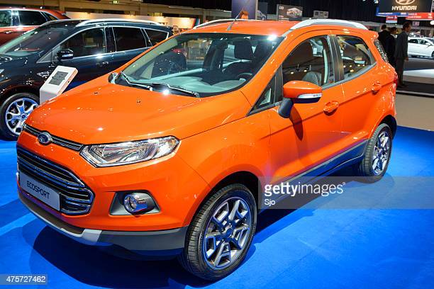 Ford EcoSport compact crossover SUV
