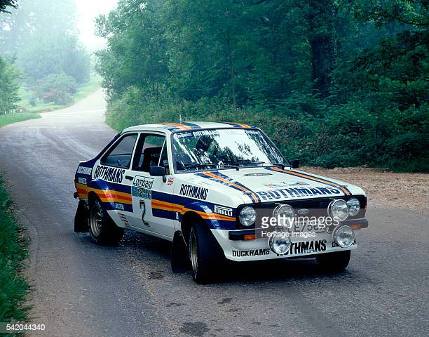 Ford Escort RS1800.