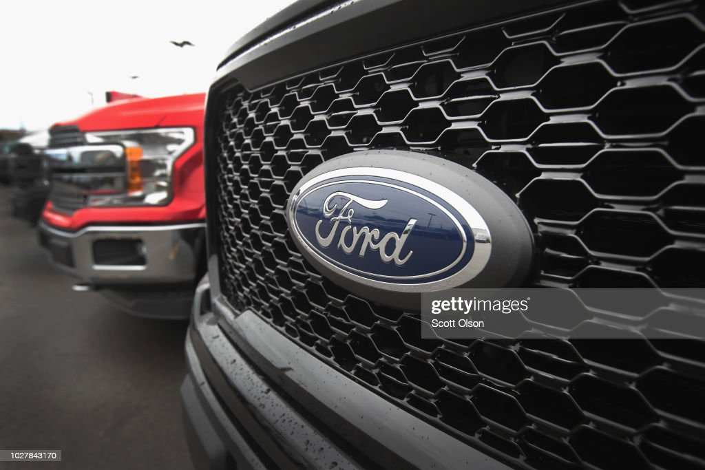 Ford Recalls 2 Million F-150's Over Seat Belt Issue That Causes Fire : News Photo