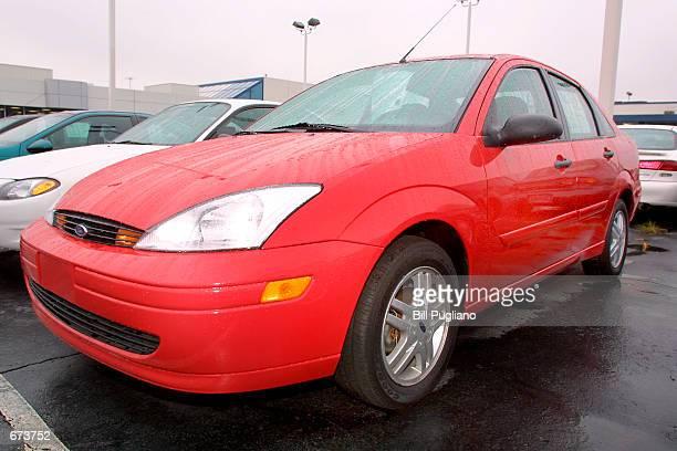 Automotive Car Automobile Ford Focus Photos Et Images De Collection