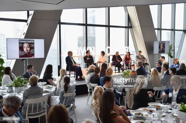Ford Foundation President Darren Walker Composer Lyricist and Actor LinManuel Miranda Chemical Engineer and Lawyer Vanessa Nadal The MirRam Group...